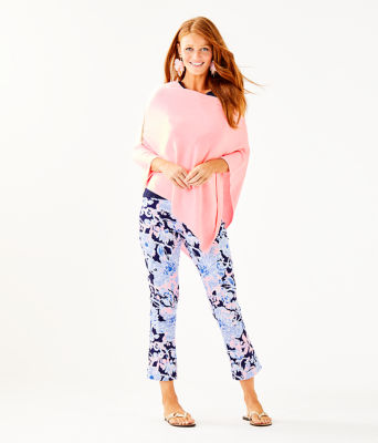 Corby Wrap, Coral Reef Tint Heather, large 2