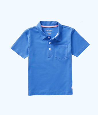 Boys Polo Shirt, , large