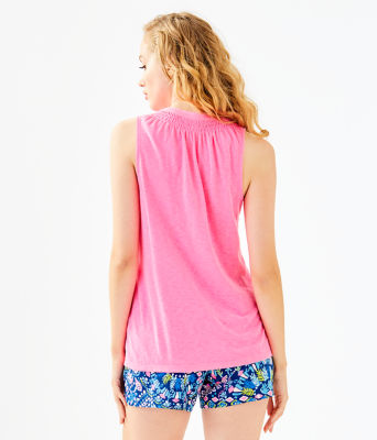 Essie Top, Pink Tropics, large