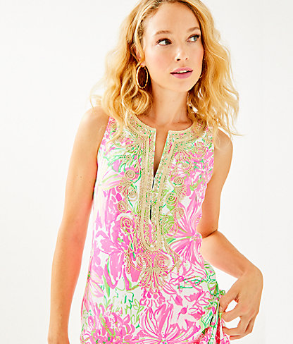 Carlotta Maxi Dress, Resort White Koala Me Maybe, large 3