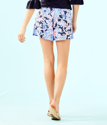 "5"" Katia Short, Bright Navy Amore Please Engineered Short, large"