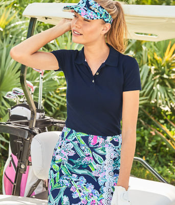 Meredith Polo, True Navy, large