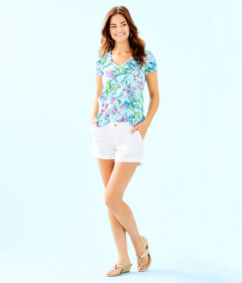 Etta Top, Bali Blue Sway This Way, large 2
