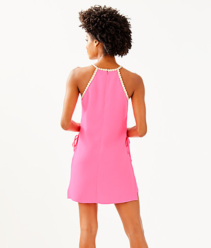 Pearl Romper, Pink Tropics, large 1
