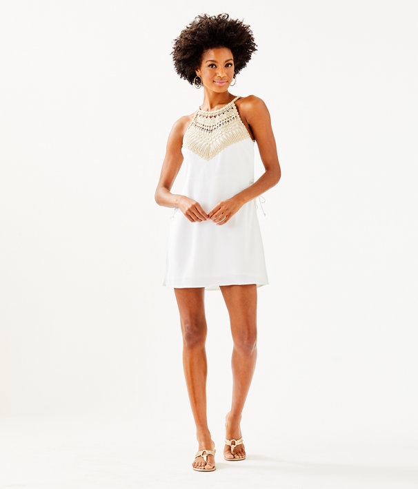 Pearl Romper, Resort White, large