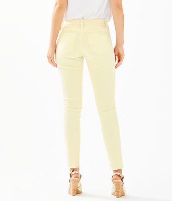"""29"""" South Ocean Skinny Jean, Lemon Wedge, large 1"""