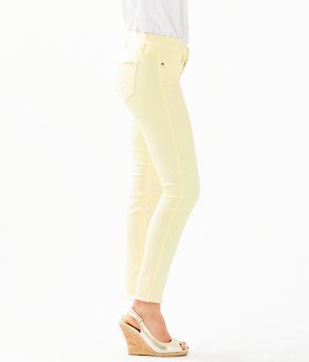 """29"""" South Ocean Skinny Jean, Lemon Wedge, large 2"""