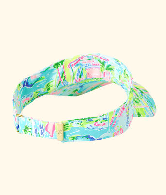 Its A Match Visor, Multi Honda Classic Toile Small, large
