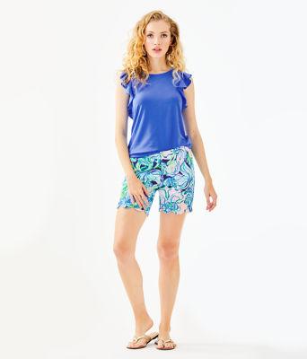 Lanette Top, Coastal Blue, large 2