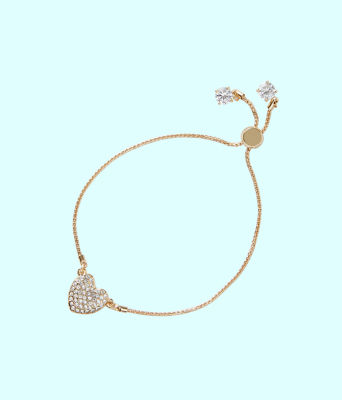 Amore Bracelet, Gold Metallic, large