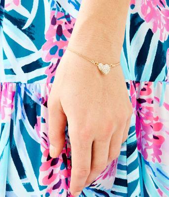Amore Bracelet, Gold Metallic, large