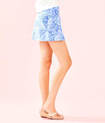 Madison Skort, Blue Peri Turtley Awesome, large