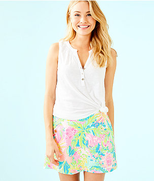 Madison Skort, Multi Sunshine State Of Mind, large