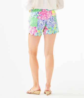 "5"" Buttercup Stretch Short, Multi Cheek To Cheek, large 1"