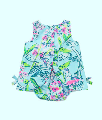 Baby Lilly Shift, Bali Blue Sway This Way, large 1