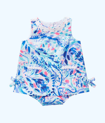 Baby Lilly Shift, Breakwater Tint Party Wave, large
