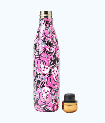 25 Oz Swell Bottle, Hibiscus Pink Swell Hangin With My Boo, large 1