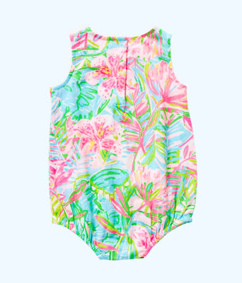 Girls May Bodysuit, Multi Pop Up Lilly Of The Jungle, large 1