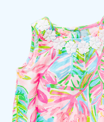 Girls May Bodysuit, Multi Pop Up Lilly Of The Jungle, large 2