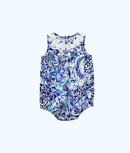 Girls May Bodysuit, Royal Purple 60 Animals, large 0