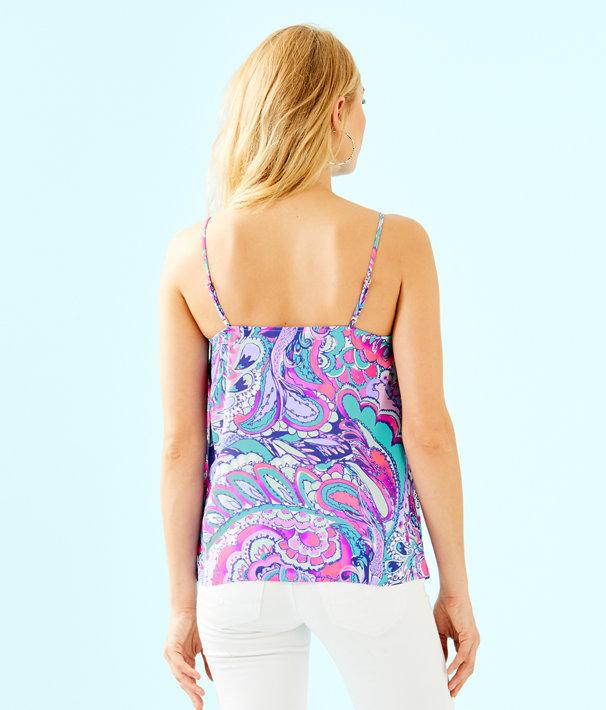 Karmen Cami, Pink Tropics Mermaids Call, large