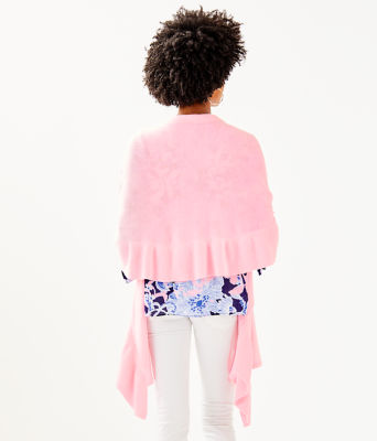 Marcelle Wrap, Pink Tropics Tint, large 1