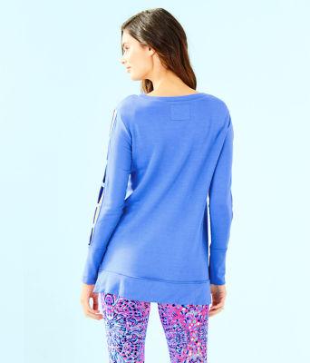 Luxletic Fresh Squeeze Pullover, Coastal Blue, large 1