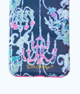 iPhone 7/8 Classic Case, Deep Indigo Pop Up Monkey Trouble 7/8 Classic, large 1
