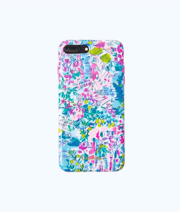 iPhone 7/8 Plus Case, Multi Postcards From Positano Iphone 7/8 Plus, large