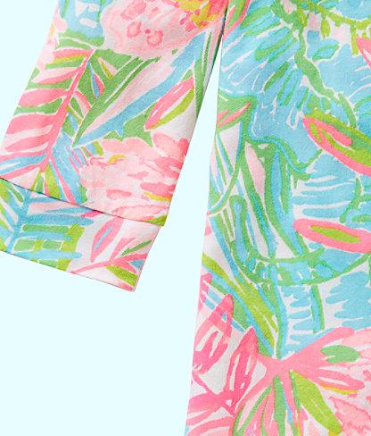 Girls Mini Marlowe Dress, Multi Pop Up Lilly Of The Jungle, large 2