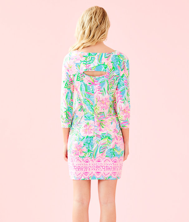 Hollee Dress, Multi Pop Up Lilly Of The Jungle Reduced Engin, large