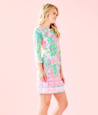 Hollee Dress, Multi Pop Up Lilly Of The Jungle Reduced Engin, large 2