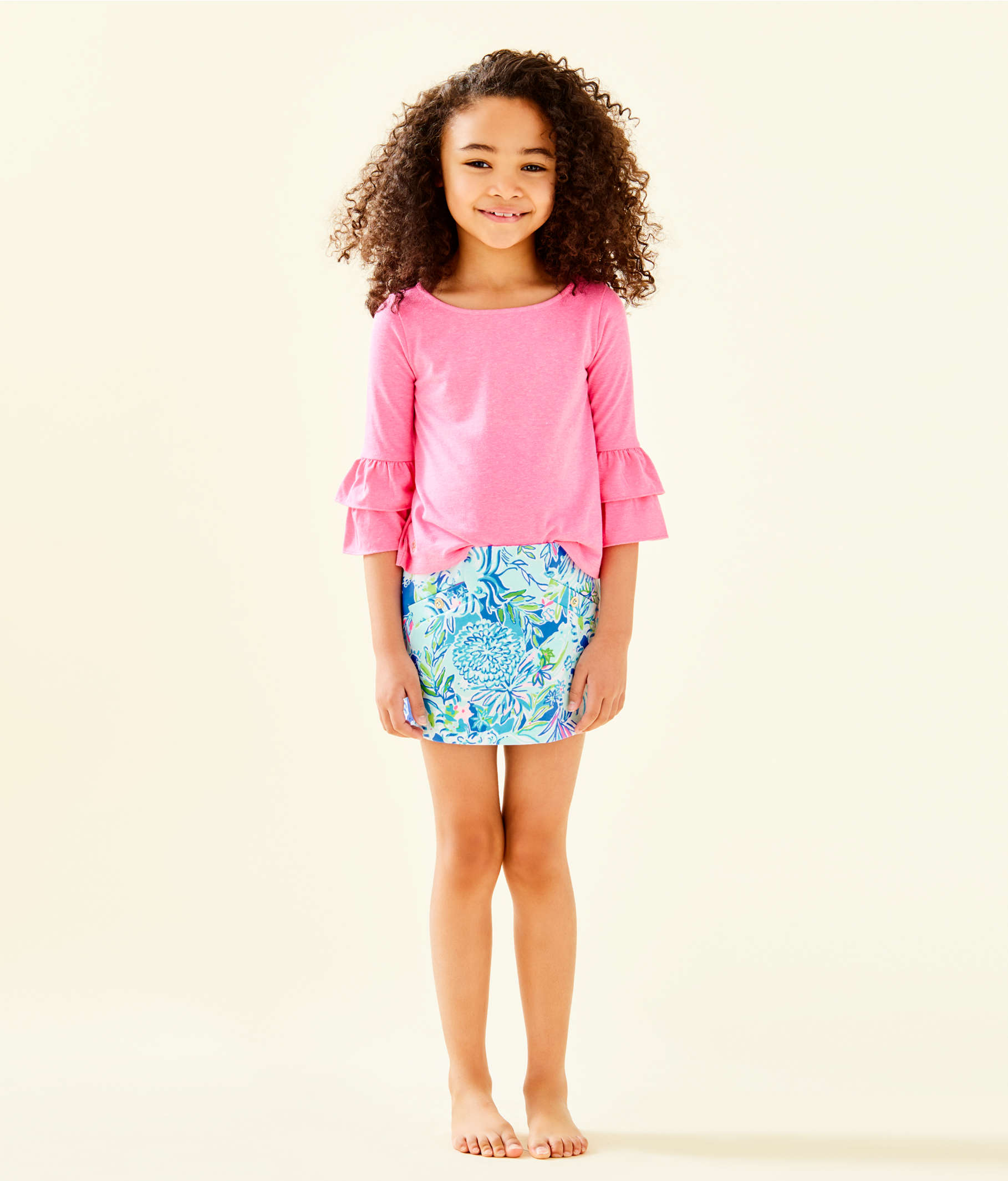 1470b4102eb ... Girls Mini Madison Skort