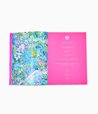 Assouline Book Standard Edition, Multi Viva La Lilly Assouline, large 1