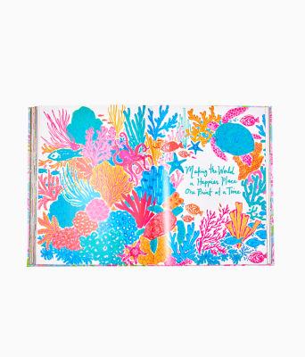 Assouline Book Standard Edition, Multi Viva La Lilly Assouline, large