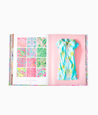 Assouline Book Special Edition, Multi Lillys Pb Toile Assouline, large 3