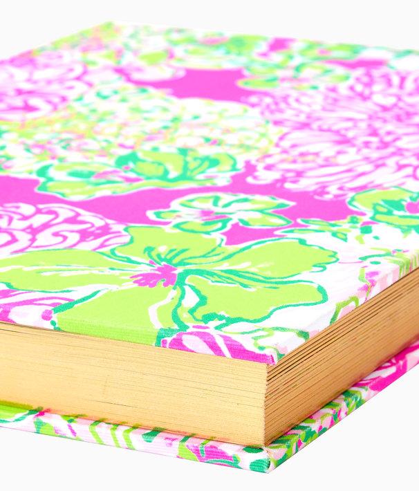 Assouline Book Special Edition, Pink Tropics Lillys Pink Bouquet Assouline, large