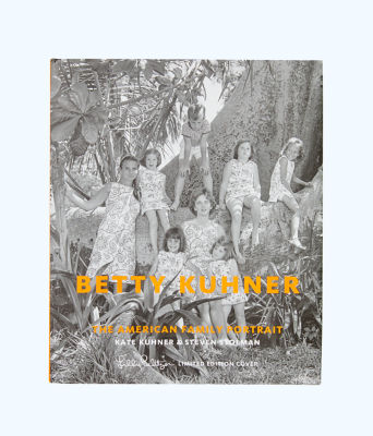 Betty Kuhner - The American Family Portrait Limited Edition Cover, Multi, large