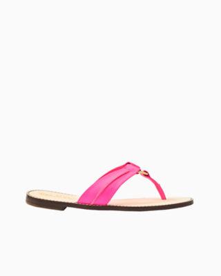 McKim Sandal, Pink Tropics, large 1