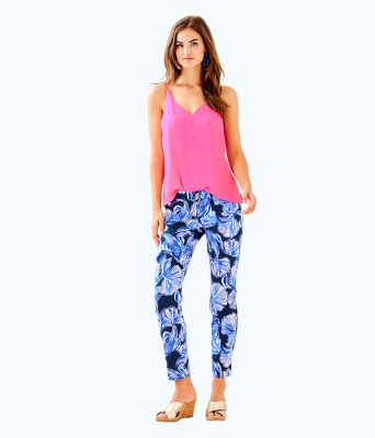 """29"""" Kelly Ankle Length Skinny Pant, Bright Navy In Reel Life, large"""