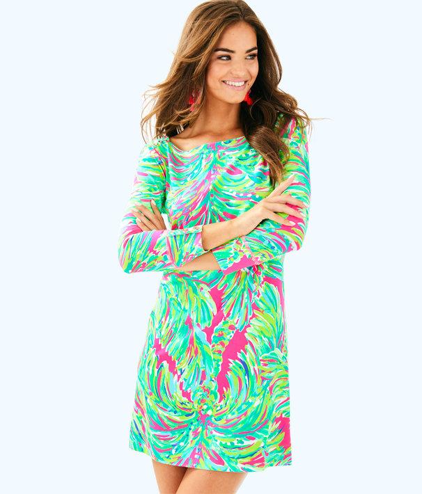 UPF 50+ Sophie Dress, Raz Berry Shady Lady, large