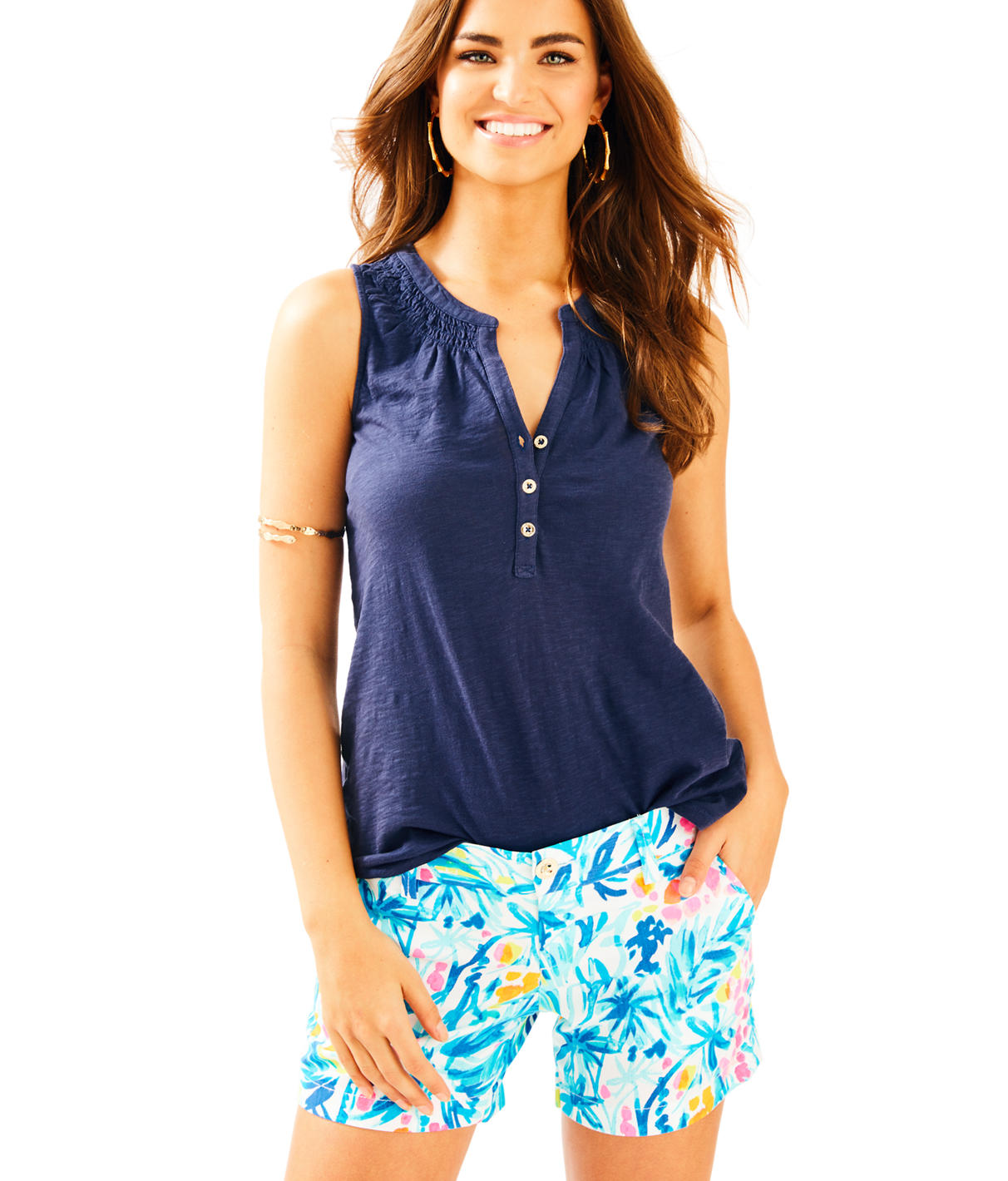 Lilly Pulitzer Lilly Pulitzer Womens 5