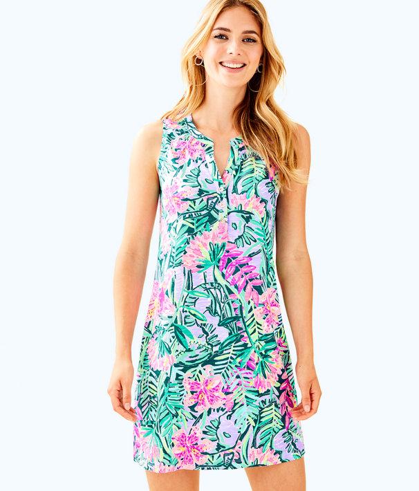 6ec3bc65abc04a Sleeveless Essie Dress, Multi Slathouse Soiree, large