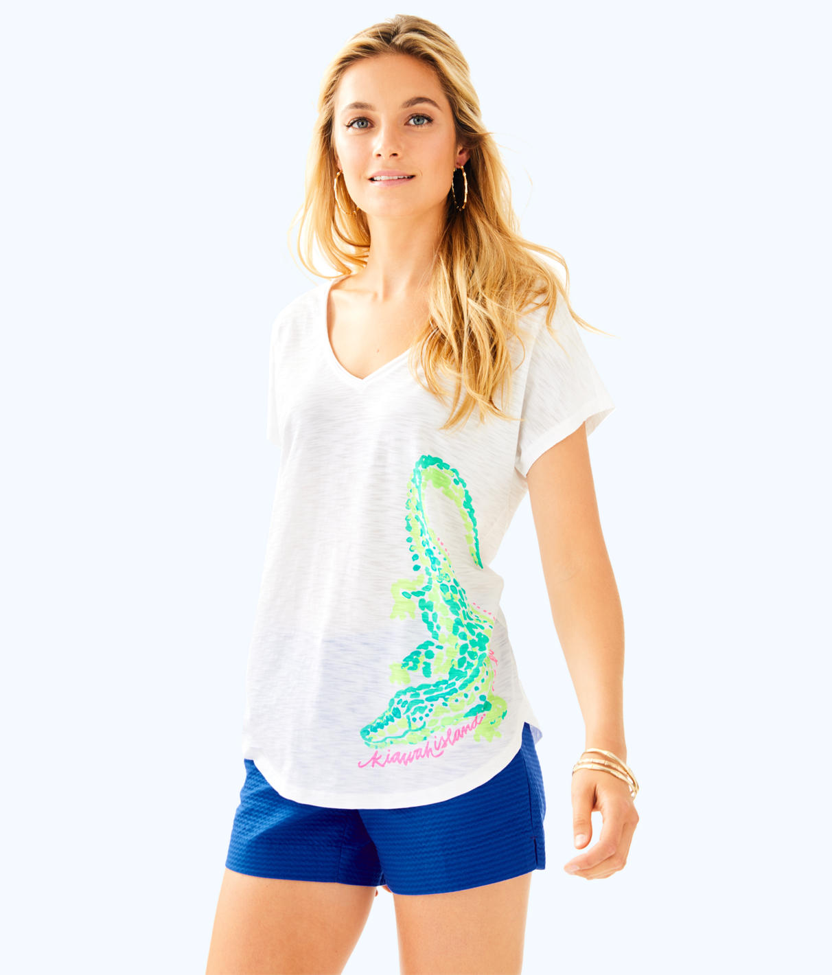 Lilly Pulitzer Lilly Pulitzer Womens Colie T-Shirt