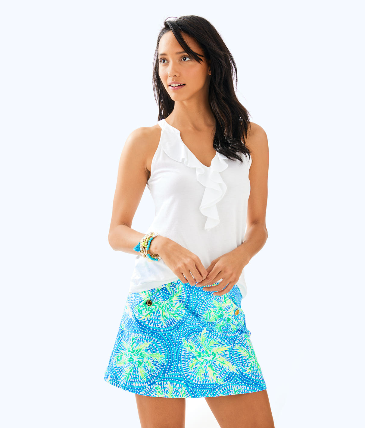 Lilly Pulitzer Lilly Pulitzer Womens Madison Skort
