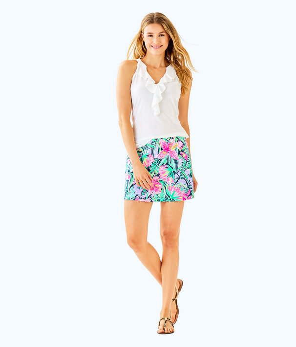 Madison Skort, Multi Slathouse Soiree, large
