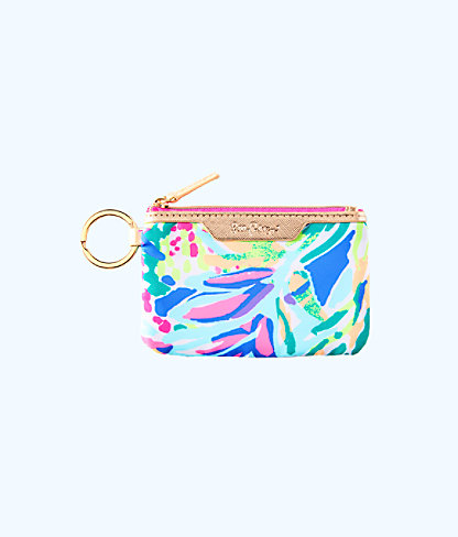 Key ID Card Case, Beckon Blue Junipero Accessories, large