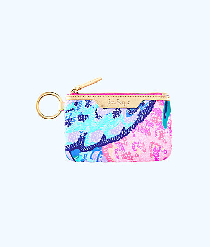 Key ID Card Case, Multi Gypset Paradise Accessories, large