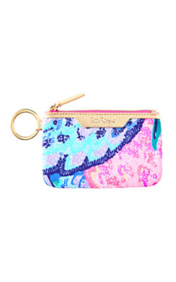 Key ID Card Case, Multi Gypset Paradise Accessories, large