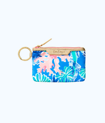 Key ID Card Case, Multi Jet Stream Accessories Small, large